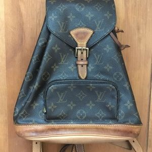Louis Vuitton backpack 🎒
